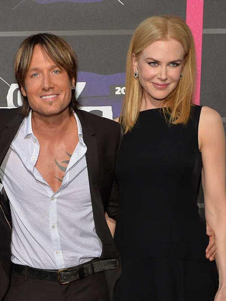 Nicole Kidman: Scheidung von Keith Urban?