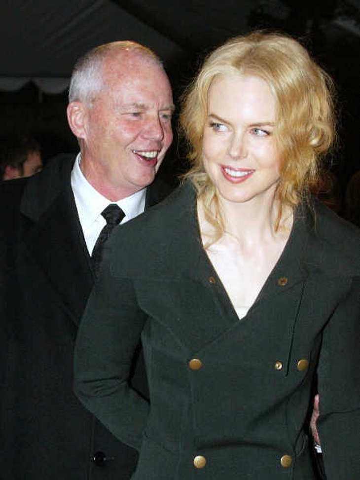 Der Vater von Nicole Kidman ist tot.