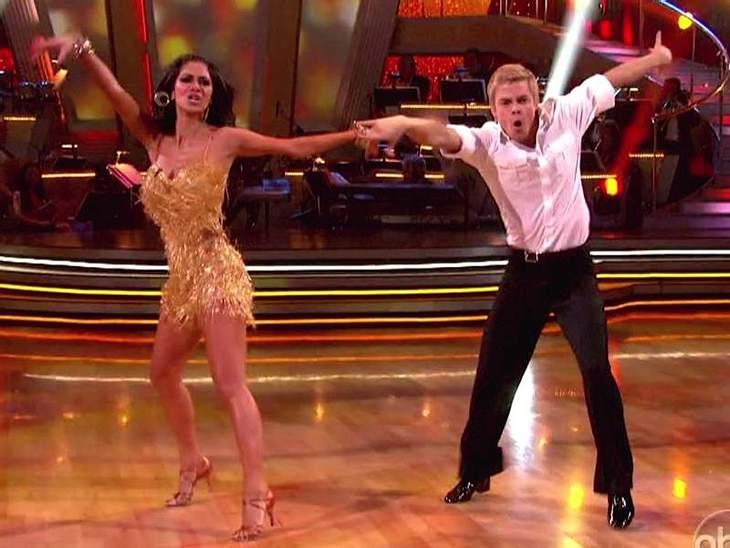 """Dancing with the Stars: Dieses Promis rocken In Deutschland startet am 23. März 2011 die vierte Staffel von  """"Let's Dance"""". Dieses Mal wird die Show von  Sylvie van der Vaart moderiert, die selbst schon sehr erfolgreich für die Sh"""