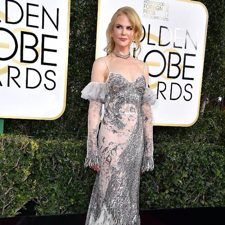 Nicole Kidman wünscht sich doch kein Kind mehr