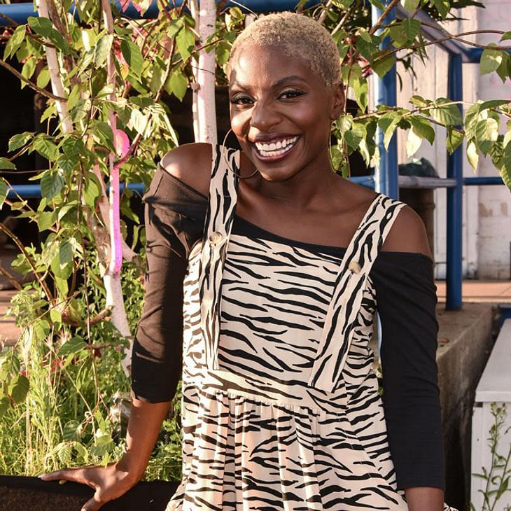 Neuer Style: Nikeata Thompson ist jetzt blond!