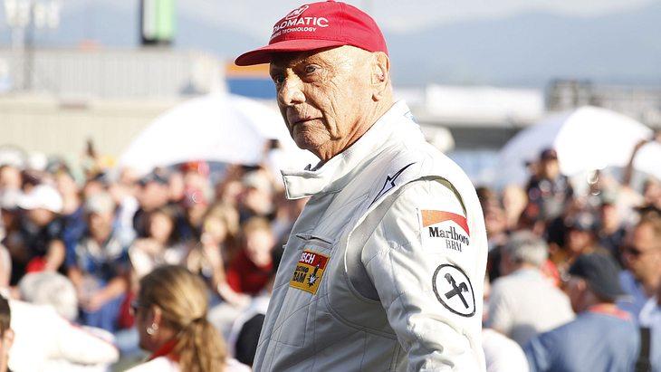 Niki Lauda: Endlich ein Statement! So geht es der Formel-1-Legende heute