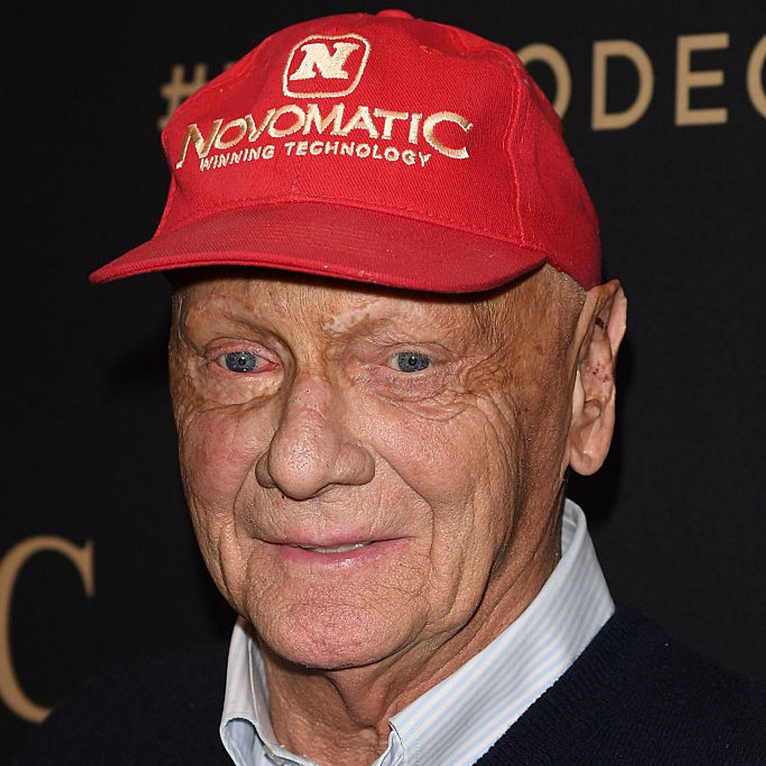 Niki Lauda hört auf