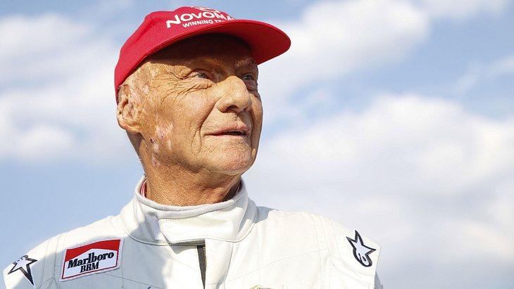 Niki Lauda im Krankenhaus! Wie schlecht geht es ihm wirklich?