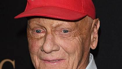 Niki Lauda Krankheits-Schock nach dem Rücktritt - Foto: Getty Images