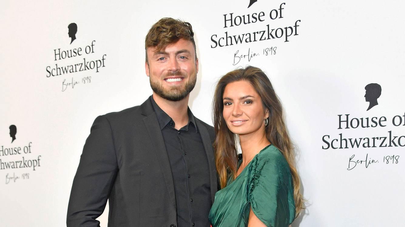 Niko Griesert mit Freundin Michele de Roos