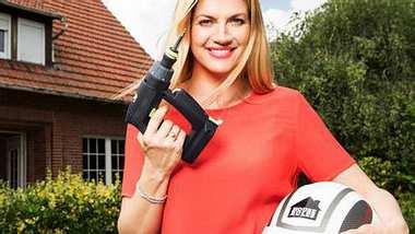 House Rules: Nina Bott bekommt Heimwerker-Sendung auf Sat.1! - Foto: SAT.1 /Martin Rottenkolber