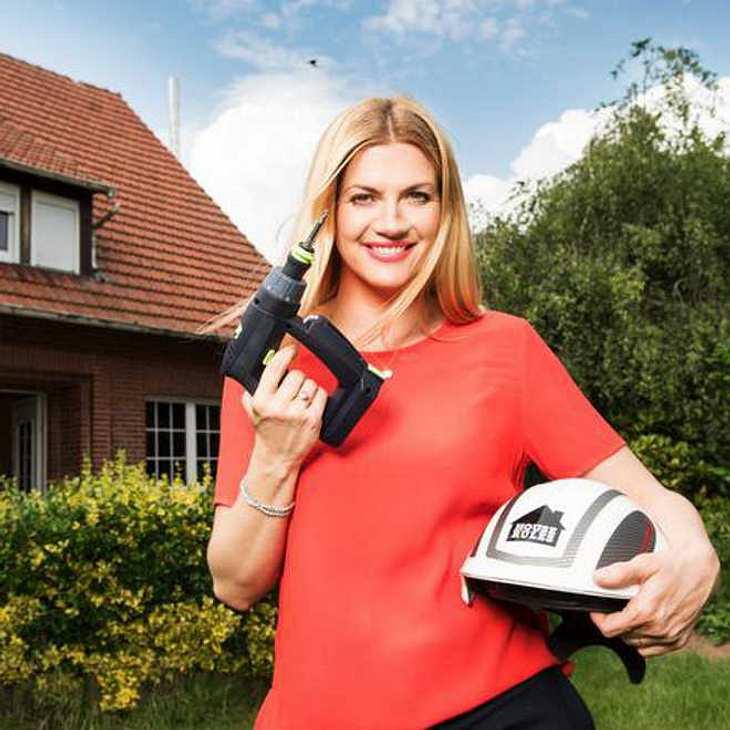 """House Rules"": Nina Bott bekommt Heimwerker-Sendung auf Sat.1!"