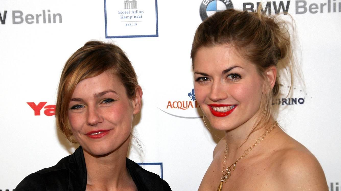 Nina Bott und Rhea Harder-Vennewald