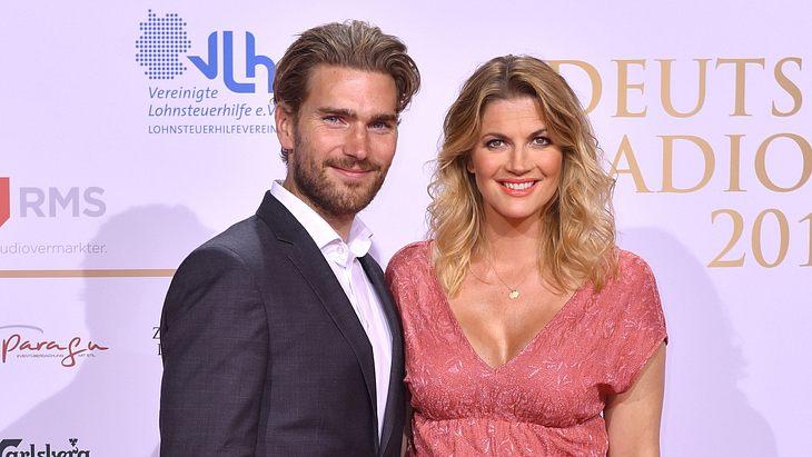 Nina Bott und Freund Benjamin Baarz