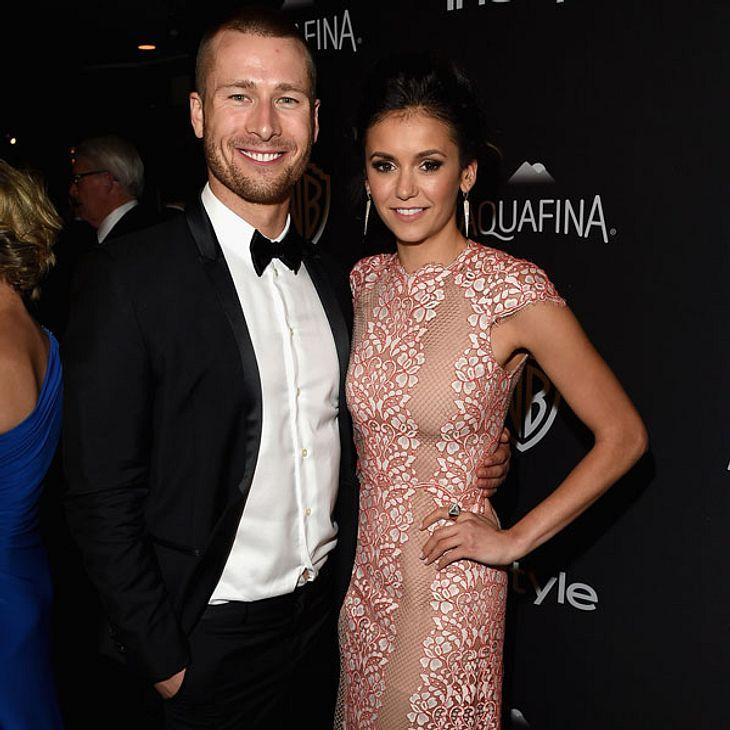 Sind Nina Dobrev und Glen Powell zusammen?