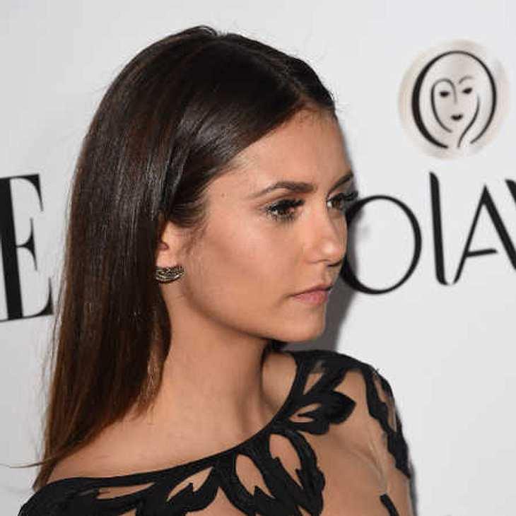 Nina Dobrev: Geschockt von Verlobung von Ian Somerhalder und Nikki Reed!