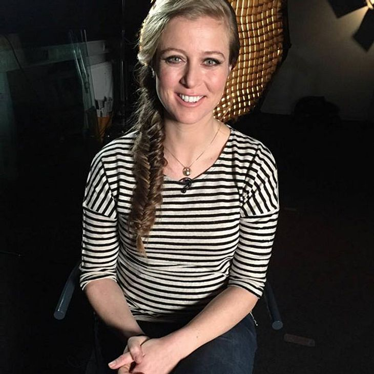 Nina Eichinger schwanger