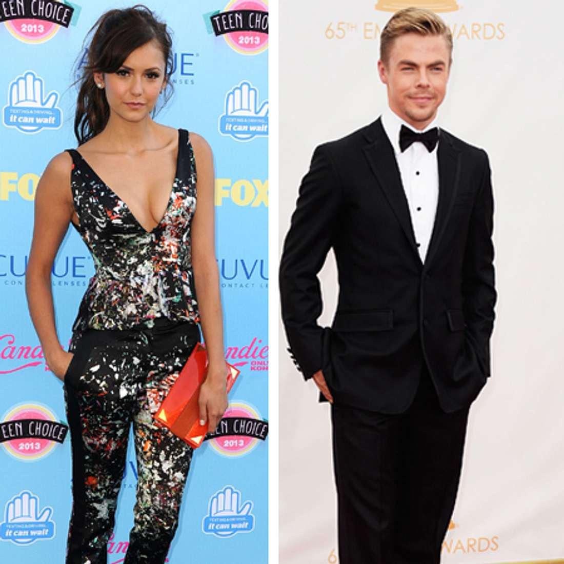 Nina Dobrev und Derek Hough: Hollywoods nächstes Traumpaar?