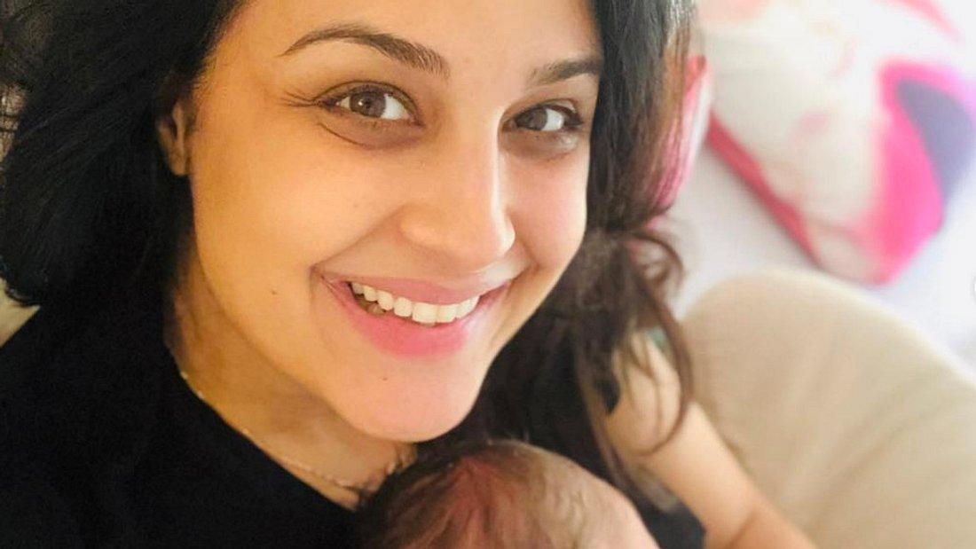 Nina Moghaddam: Sie ist zum zweiten Mal Mutter geworden