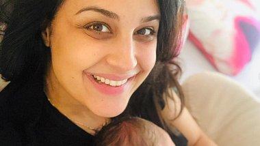 Nina Moghaddam: Sie ist zum zweiten Mal Mutter geworden - Foto: Instagram / Nina Mogghadam