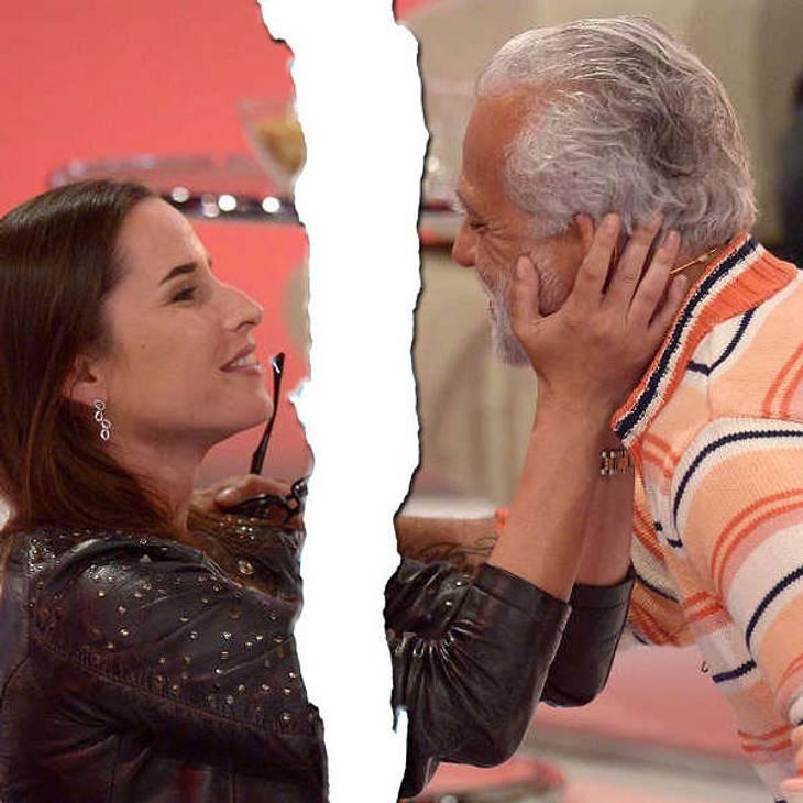 Nino de Angelo und Larissa sin geschieden