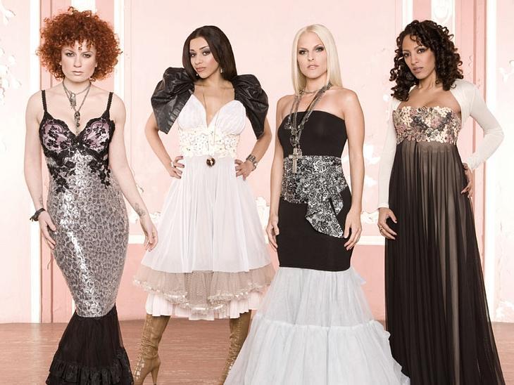 """Castingshows - International erfolgreiche TeilnehmerDie """"No Angels"""" sind die erste deutsche Castingshow-Band. Sie ging 2000 aus der ersten Staffel """"Popstars""""  hervor und galt mit über fünf Millionen verkauften Platten un"""