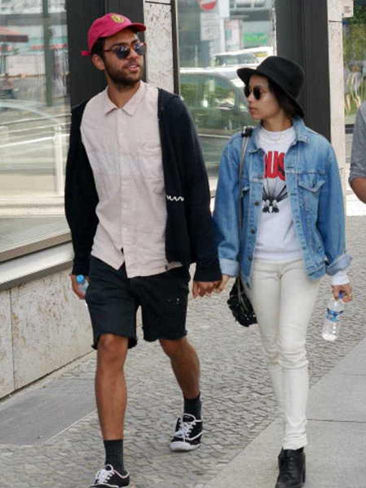Noah Becker und Zoe Kravitz sind ein Paar