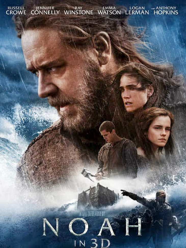 """Noah"": Ab 3. April 2014 im Kino."
