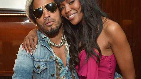 Sind Naomi Campbell und Lenny Kravitz ein Paar?