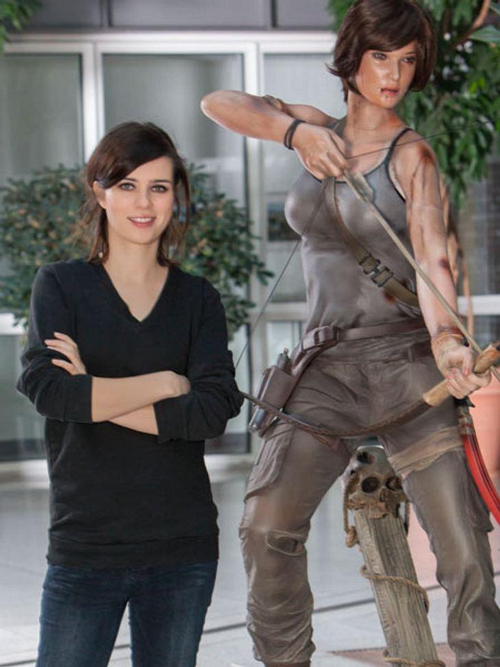 Nora Tschirner ist ein Fan des Dschungelcamps