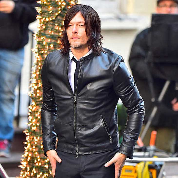 Norman Reedus The Walking Dead Biss