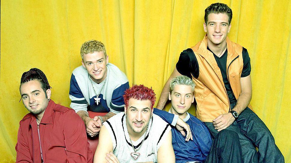 Die fünf Jungs von NSYNC 1999 - Foto: Getty Images