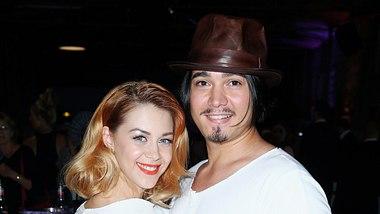 Oana Nechiti und Erich Klann - Foto: Getty Images