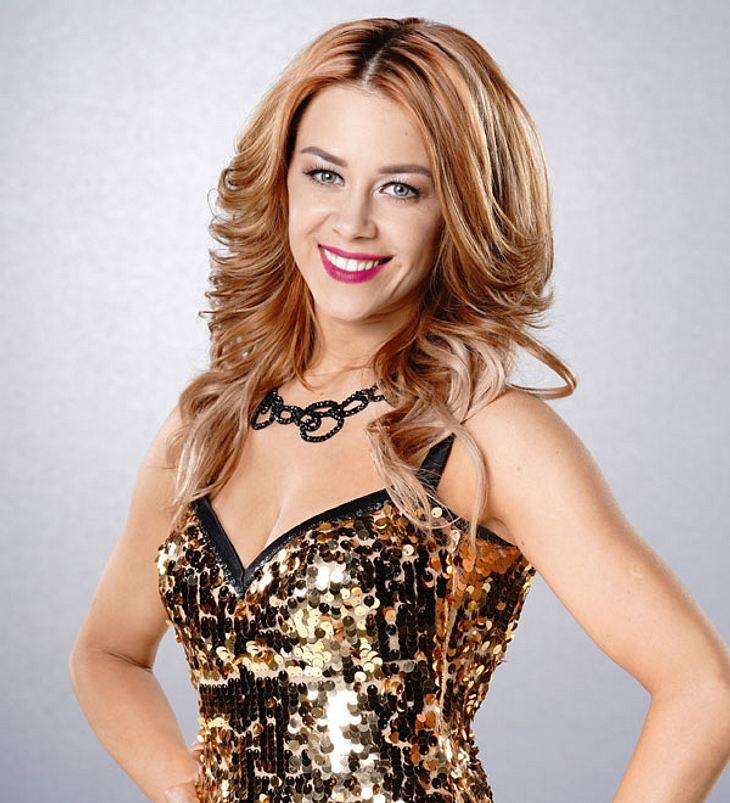 Oana Nechiti: Süße Beichte vor Let's Dance!