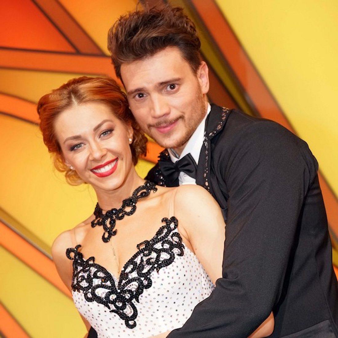 Let's Dance-Schock: Oana Nechiti verletzt sich in Live-Show