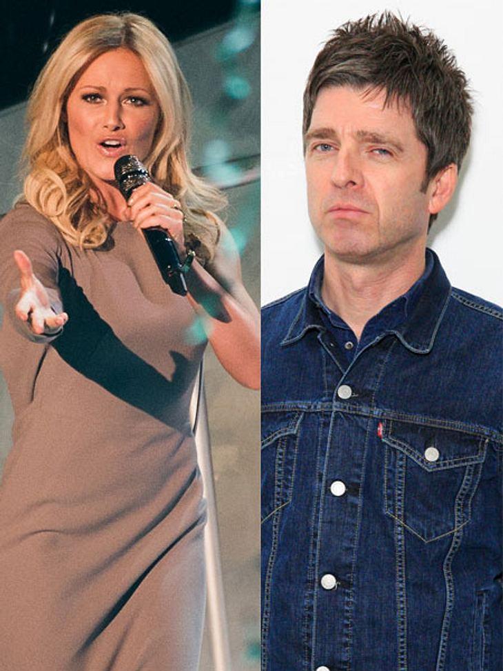 Oasis-Bruder Noel Gallagher findet Helene Fischer furchtbar!