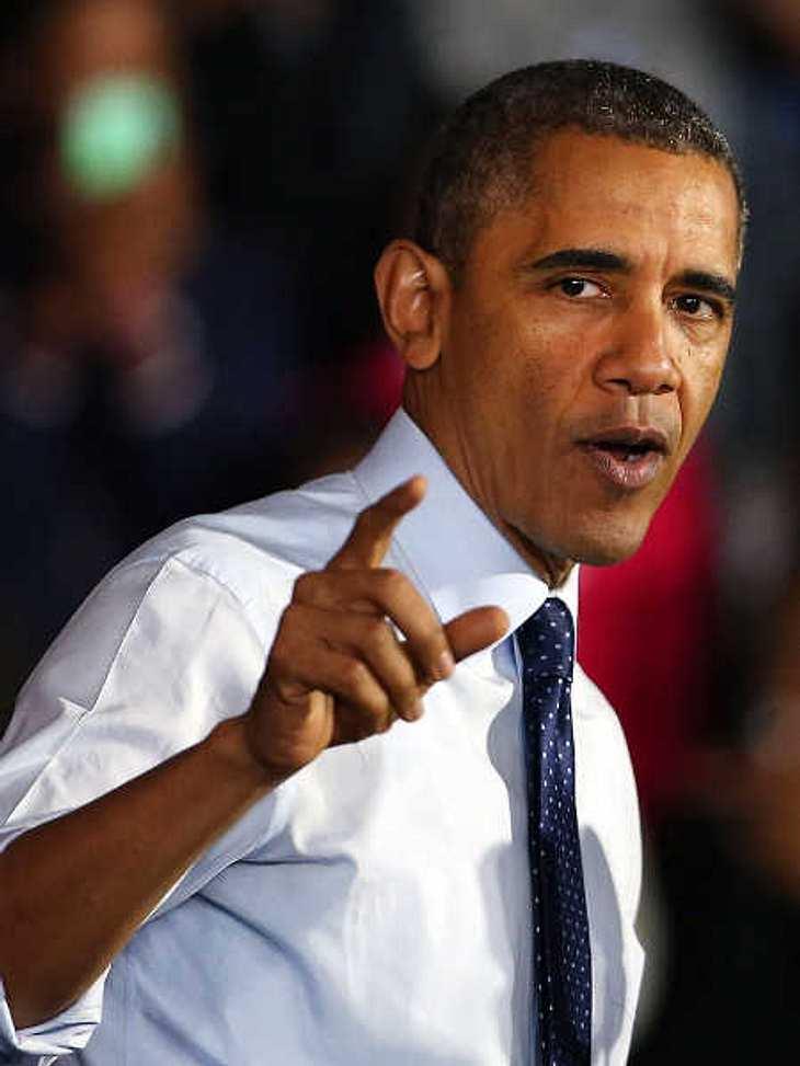 Obama hat kein Verständnis