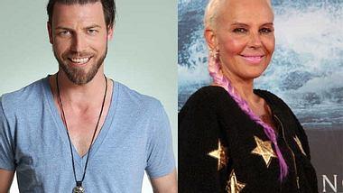 Wie sind denn diese beiden aneinander geraten? - Foto: RTL/Gregorowius / Getty