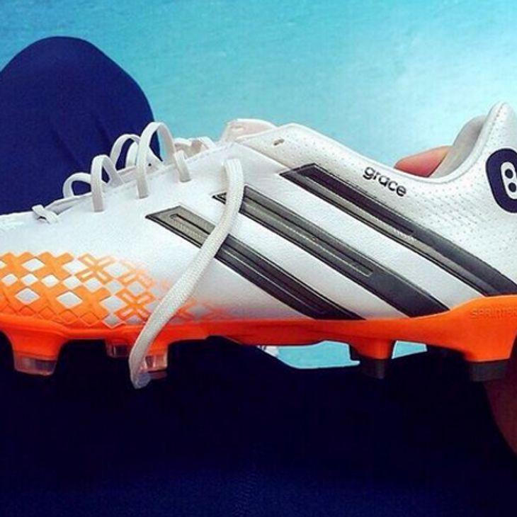 Mandy Capristo: Mesut Özil widmet ihr seinen Fußballschuh