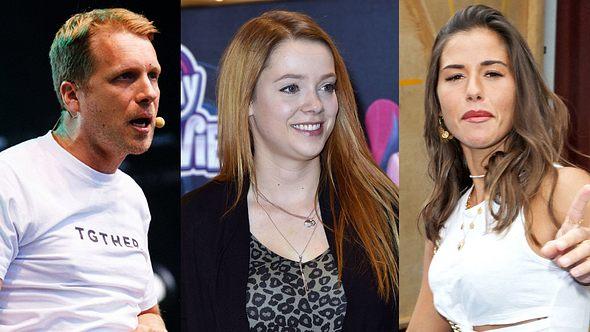 Oliver Pocher, Anne Wünsche und Sarah Lombardi - Foto: imago (Collage)