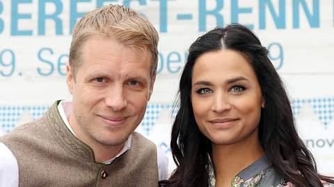 Oliver und Amira Pocher - Foto: imago