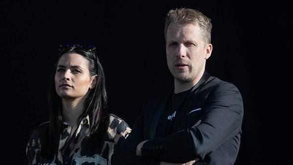 Amira und Oliver Pocher - Foto: imago