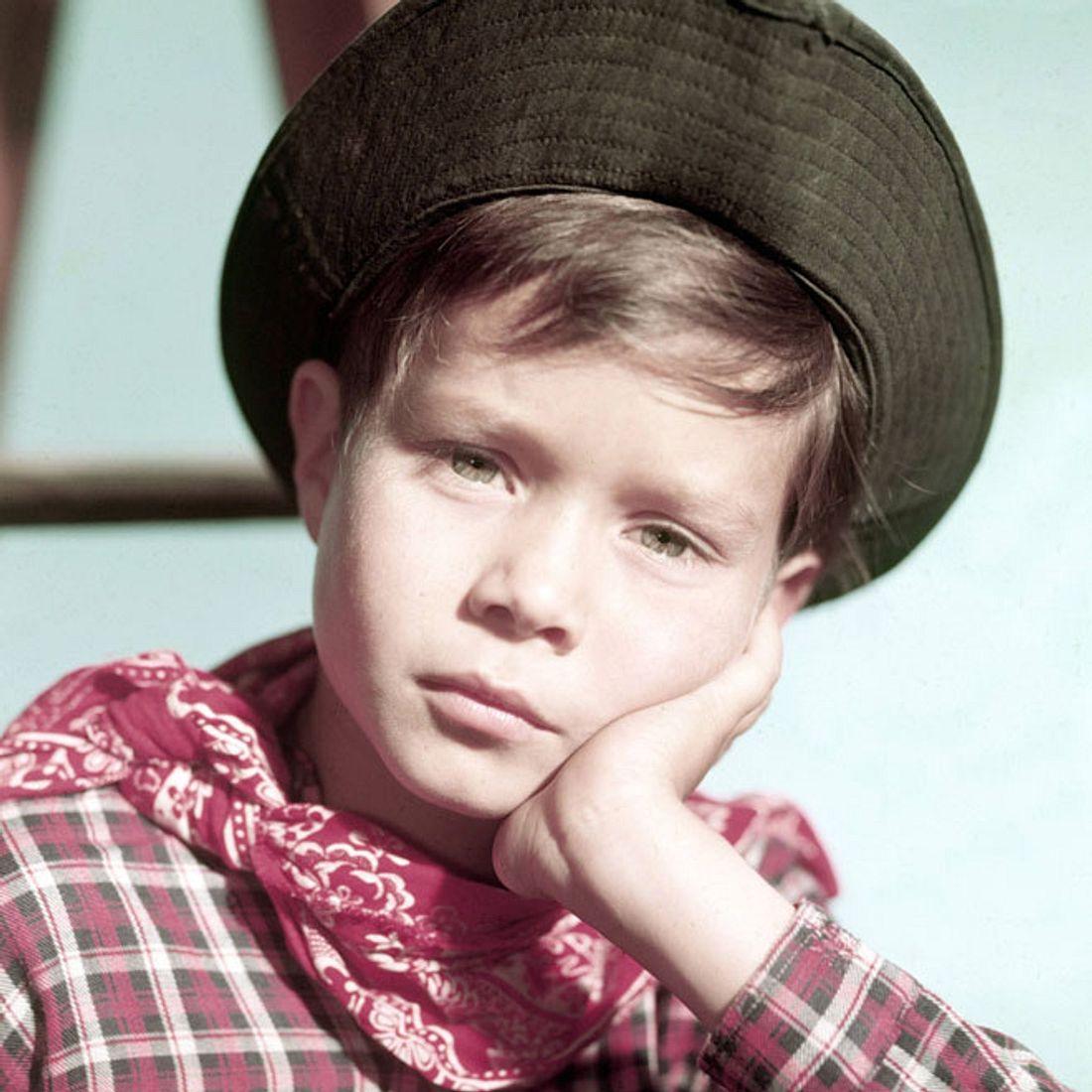 Kinderstar Oliver Grimm ist tot