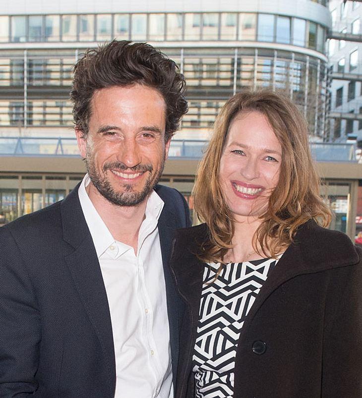 Oliver Mommsen und seine Frau