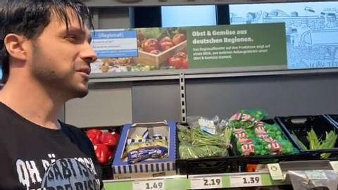 Junges Gemüse-Diss gegen Michael Wendler!