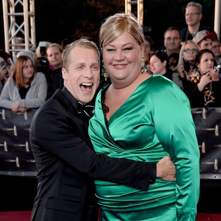 Moderatorenduo Oliver Pocher und Cindy aus Marzahn