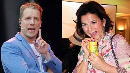 Oliver Pocher und Claudia Obert - Foto: Getty Images
