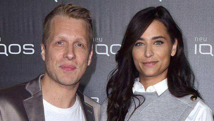 Oliver Pocher und seine Freundin Amira