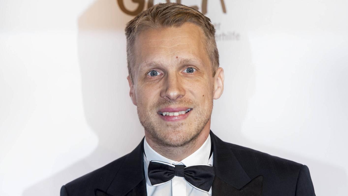 Comedian Oliver Pocher hat fünf Kinder