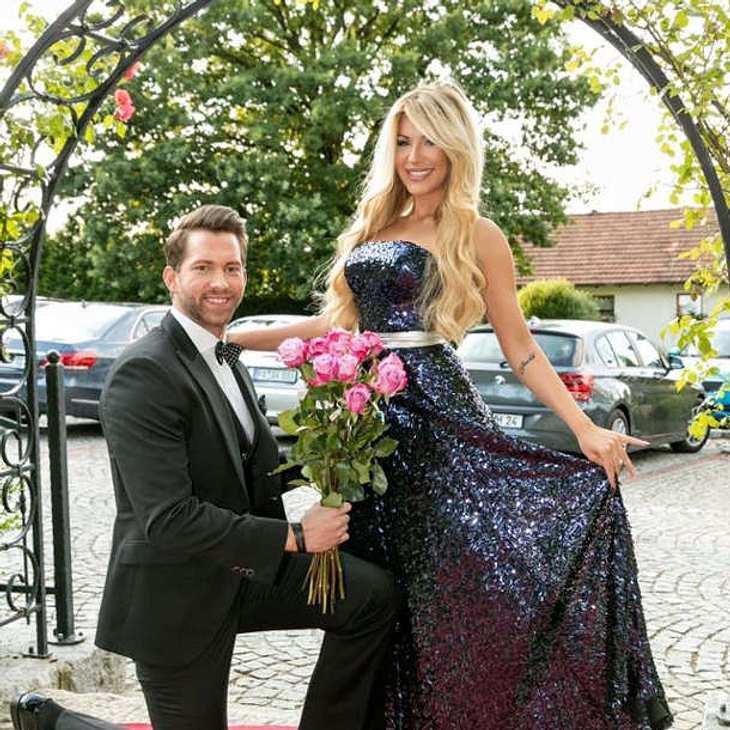Oliver Sanne Vivien Konca Heiratsantrag