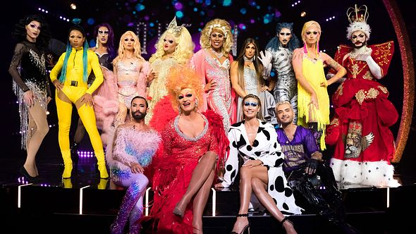 Olivia Jones bei Queen of Drags - Foto: ProSieben/ Martin Ehleben
