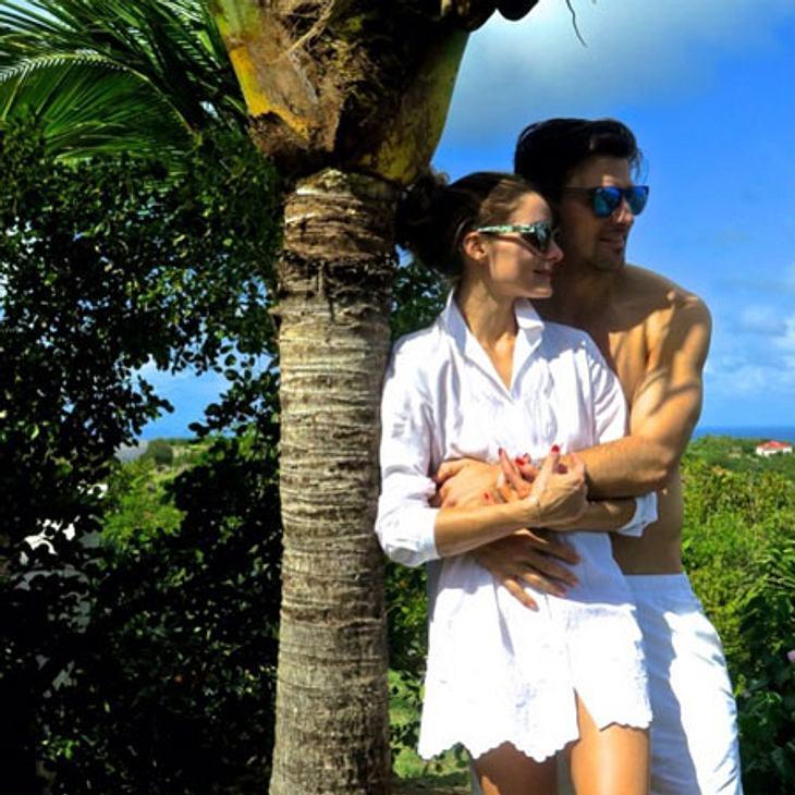 Olivia Palermo und Johannes Huebl sind verlobt.