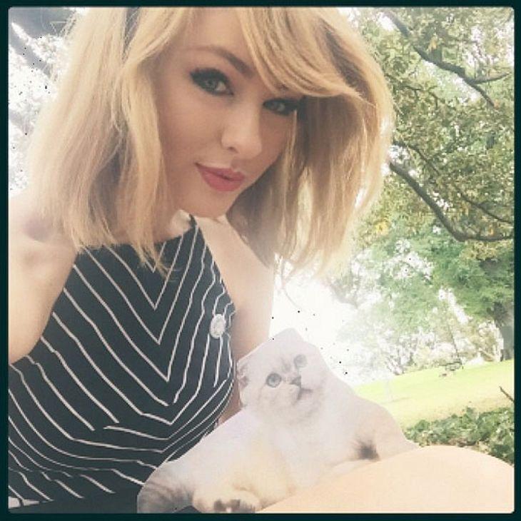 Olivia Sturgiss als Taylor Swift