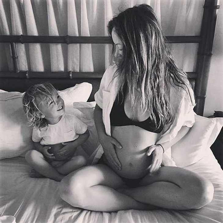 Olivia Wilde ist wieder schwanger